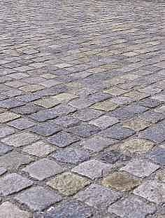 Granitpflaster in allen Farben